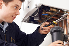 only use certified Newhouse heating engineers for repair work