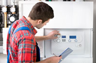 Newhouse boiler servicing