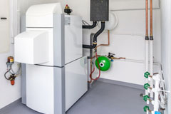 Newhouse oil boiler installation