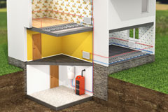 heating your Newhouse home with solid fuel